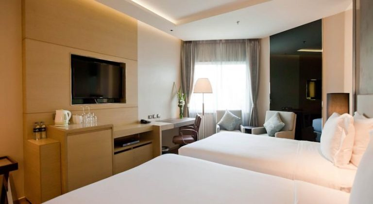 افضل فنادق بانكوك شارع العرب هي تلك التي توفر إطلالات ساحرة