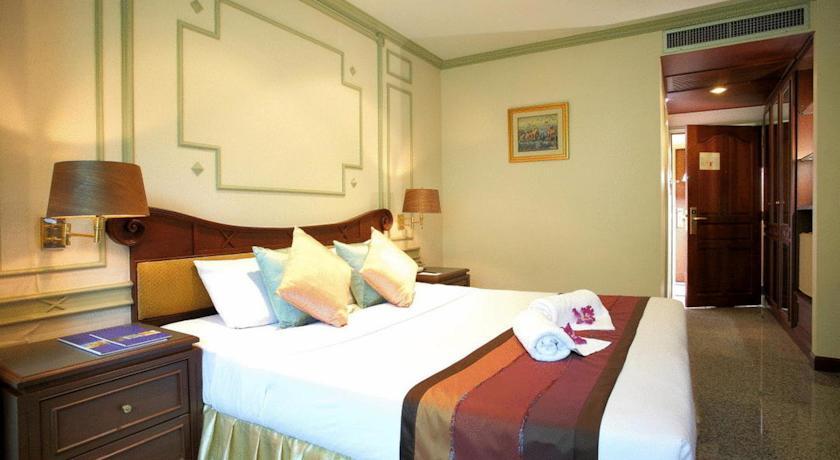فنادق بانكوك شارع العرب المصنفة 3 نجوم