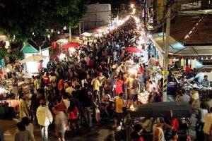 تعرف في المقال على افضل اماكن التسوق في شنغماي تايلاند