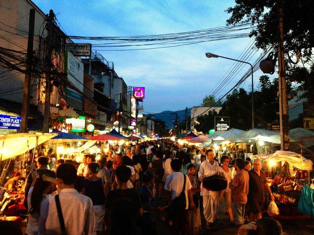 البلدة القديمة من افضل اماكن السياحة في شنغماي