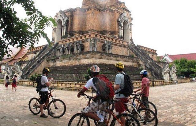 البلدة القديمة في شنغماي من افضل الاماكن السياحية في تايلاند