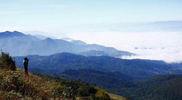 حديقة دوي انتانون الوطنية في تايلاند شنغماي