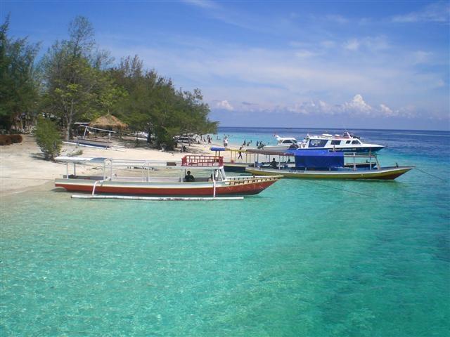 جزر جيلي اندونيسيا لومبوك