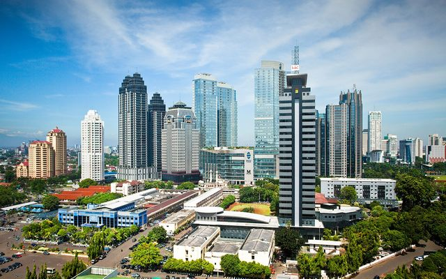 مناطق سياحية في اندونيسيا
