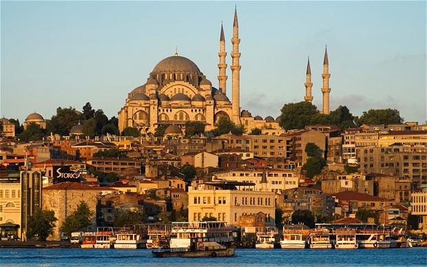 مدينة اسطنبول اجمل مدن السياحة في تركيا