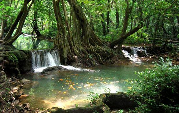 شلال بانغ باي السياحة في بوكيت