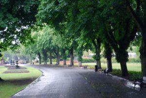 كانون هيل بارك من افضل حدائق برمنجهام انجلترا
