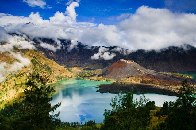 اجمل الاماكن في جزيرة لومبوك اندونيسيا
