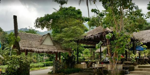 تايلاند حديقة سفاري نا موانج كوساموي تايلاند Na Muang