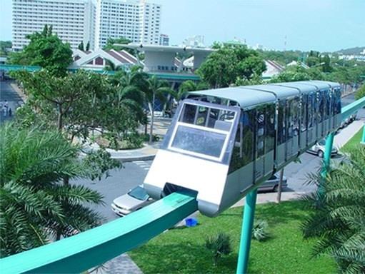 حديقة بتايا من اجمل اماكن السياحة في مدينة بتايا تايلاند