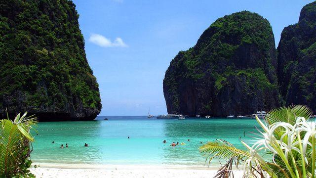 جزيرة فاي فاي تايلاند