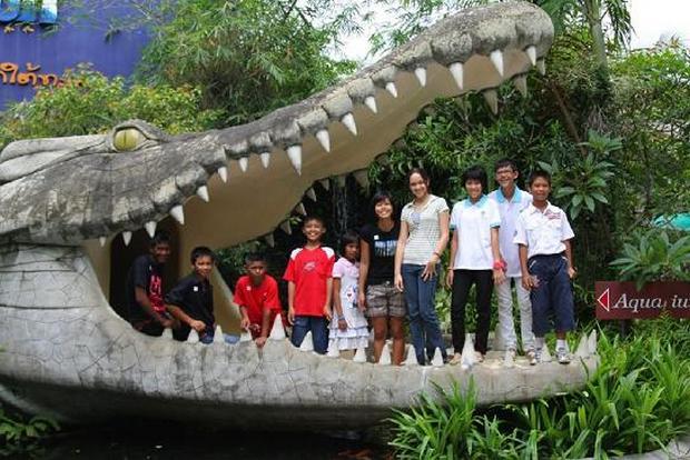 حديقة حيوان جزيرة بوكيت