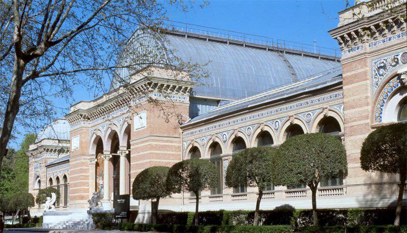 نتيجة بحث الصور عن متحف رينا صوفيا