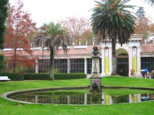 الحديقة النباتية الملكية في مدريد تعد من اجمل حدائق مدريد السياحية
