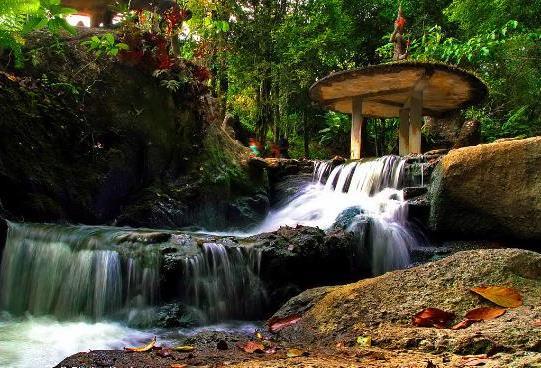 حديقة بوذا السرية من افضل اماكن السياحة في كوساموي