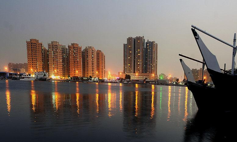 المناطق السياحية في الامارات