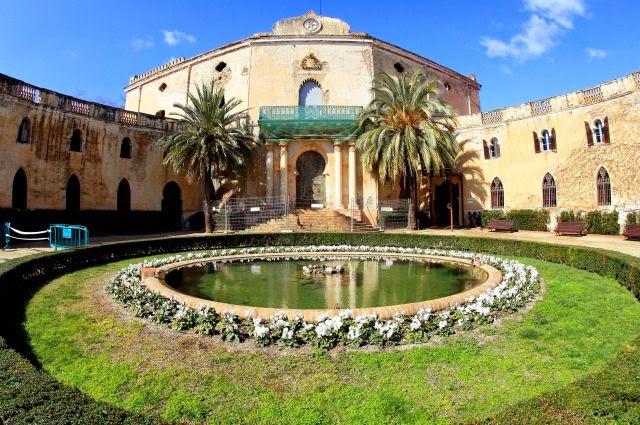 حديقة متاهة هورتا برشلونة اسبانيا