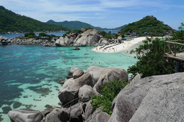 المناطق السياحية في تايلاند
