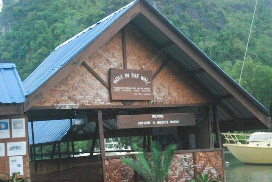 جنة الطيور لنكاوي. تم افتتاح الحديقة في نوفمبر 2002 لتصبح