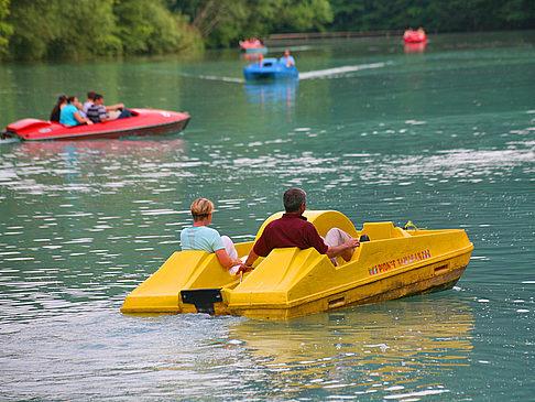 بحيرة ماكس ايث سي في شتوتغارت المانيا