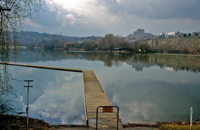 بحيرة ماكس ايث سي شتوتغارت المانيا