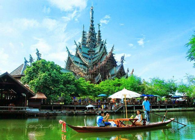 اهم الاماكن السياحية في تايلاند