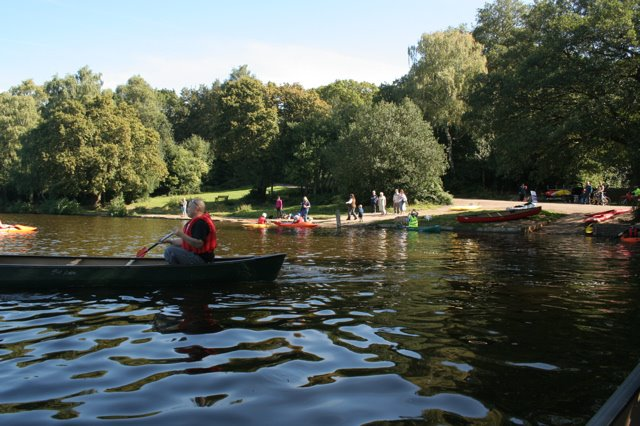 حديقة ساتون بارك من اجمل اماكن السياحة في برمنجهام انجلترا