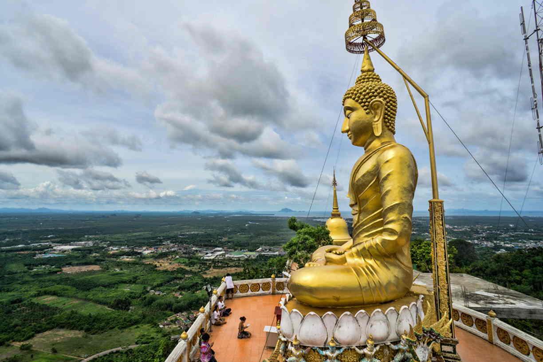 الاماكن السياحية في كرابي تايلاند