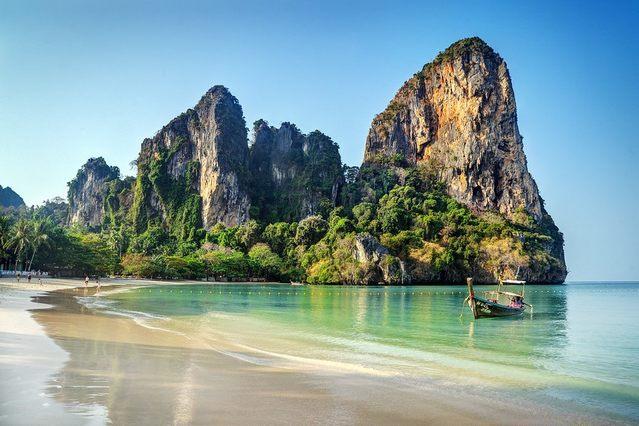 السياحة في كرابي تايلاند