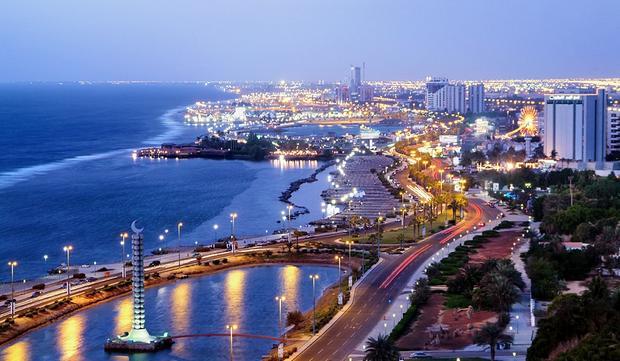 اماكن سياحية في السعودية جدة
