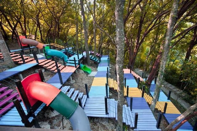 حديقة التوابل في بينانج ماليزيا