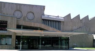 متحف الآلات الموسيقية برلين