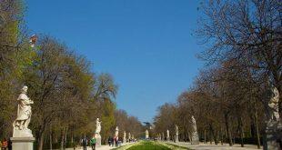 حديقة ريتيرو مدريد