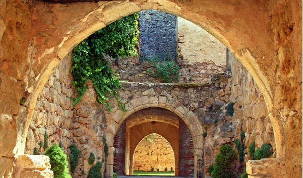 قلعة جبل المنارة مالقا اسبانيا