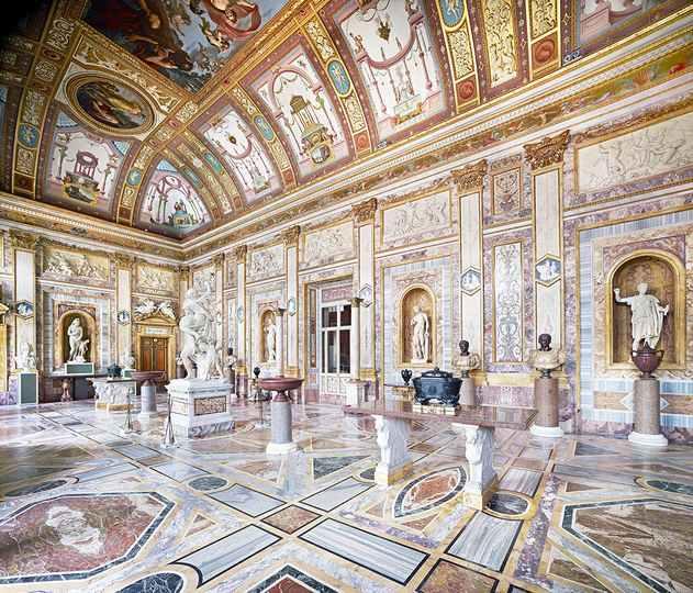 متحف بورغيزي في ايطاليا روما