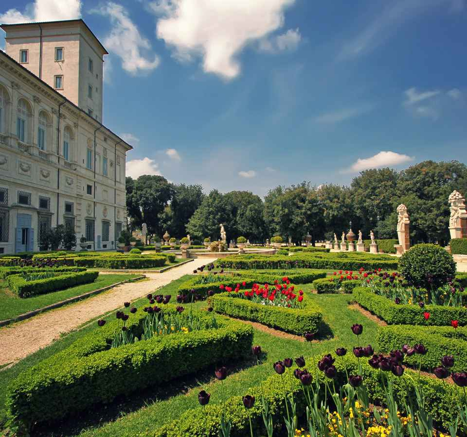 متحف بورغيزي روما ايطاليا