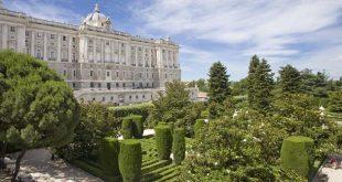 حدائق ساباتيني في مدريد