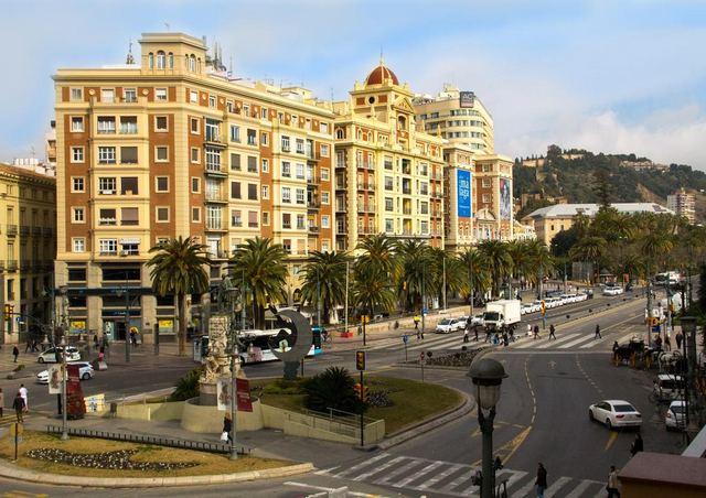 افضل فندق في ملقا اسبانيا