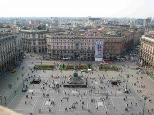 تعرف في المقال على افضل الانشطة في ساحة الدومو في ميلان ايطاليا