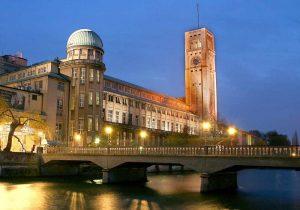 المتحف الالماني من اشهر الاماكن السياحية في ميونخ المانيا