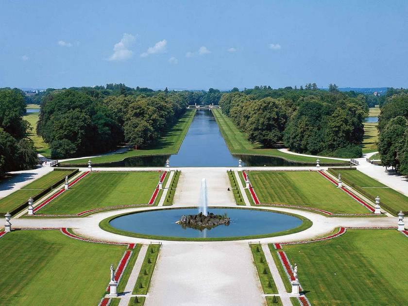 قصر نيمفنبورغ افضل اماكن السياحة في ميونخ المانيا