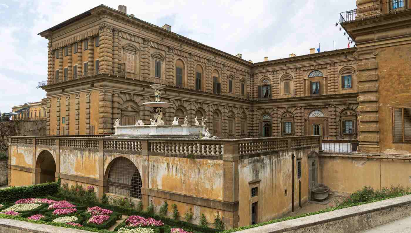 قصر بيتي فلورنسا