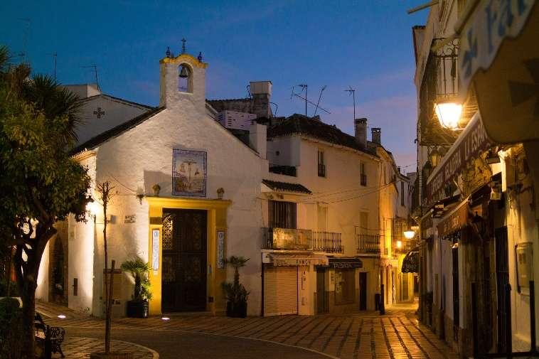 بلازا دي لوس نارانخوس من اجمل اماكن السياحة في اسبانيا ماربيا