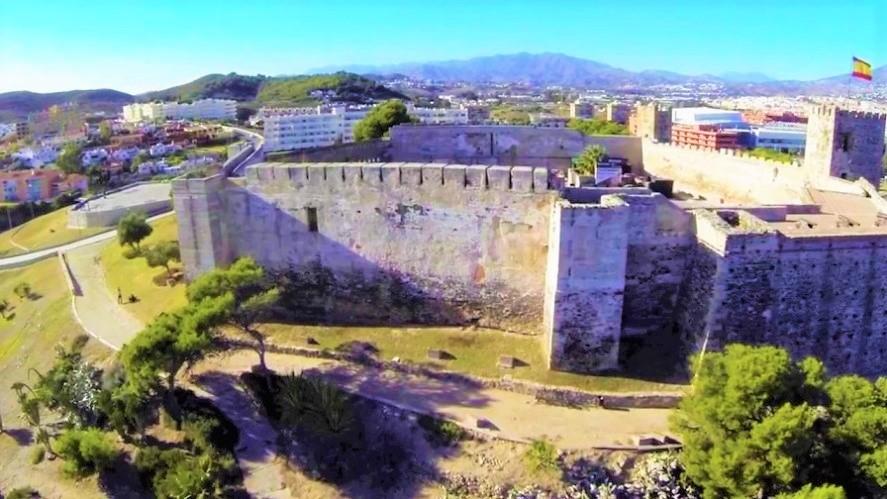قلعة سهيل ، مالقا