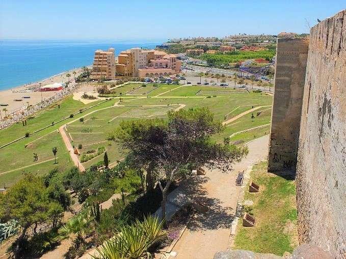 قلعة سهيل من اجمل الاماكن السياحية في ماربيا اسبانيا