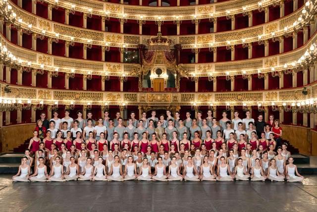 يعد مسرح لا سكالا من اجمل اماكن السياحة في ميلان ايطاليا