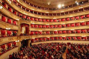 مسرح لا سكالا ميلان من اشهر معالم ميلان السياحية