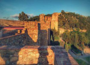 قصبة ملقا من اجمل معالم مدينة ملقا اسبانيا