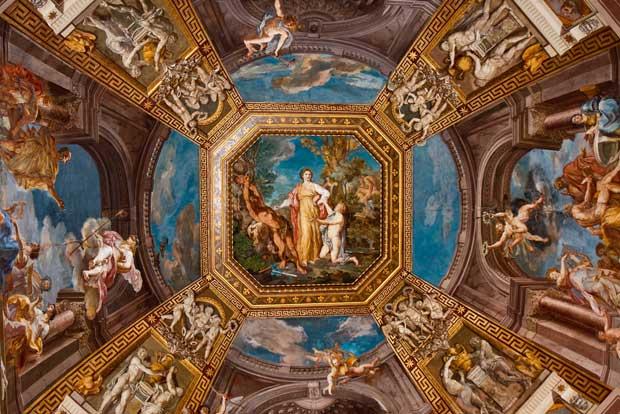 متحف أوفيزي غاليري فلورنسا ايطاليا