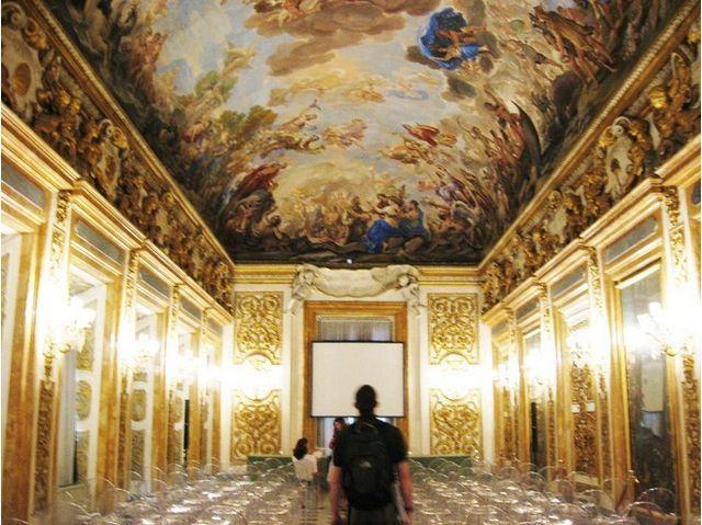 متحف أوفيزي غاليري من اهم اماكن السياحة في ايطاليا فلورنسا